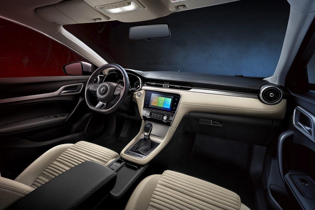 سيارة MG6 الجديدة في أسواق الشرق الأوسط