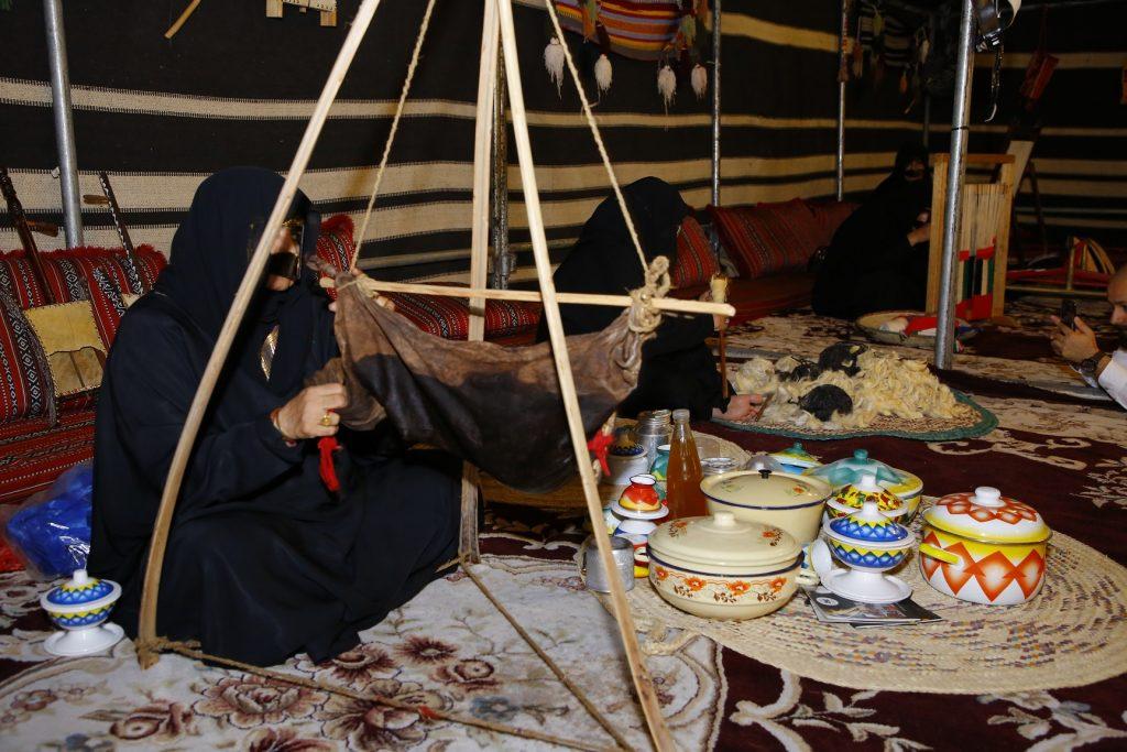 النسخة التاسعة من مهرجان دبي وتراثنا الحي