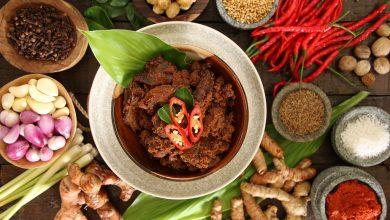 Photo of الأطباق الإندونيسية من بيور سكاي لاونج