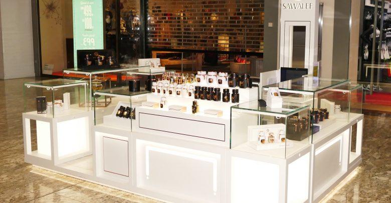 افتتاح متجر سوالف للعطور في مردف سيتي سنتر