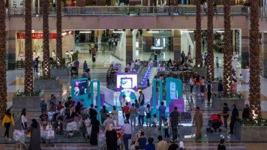 صورة احتفالات مراكز تسوق ماجد الفطيم خلال اليوم الوطني للإمارات