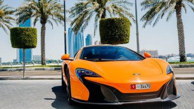 Photo of التاكسي الخارق في مارينا مول أبوظبي !