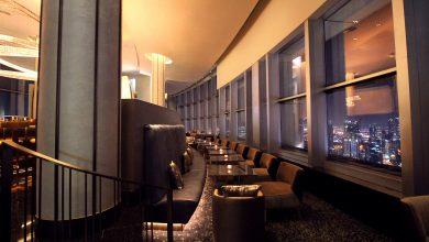 صورة افتتاح ردهة نيوس في فندق العنوان وسط المدينة