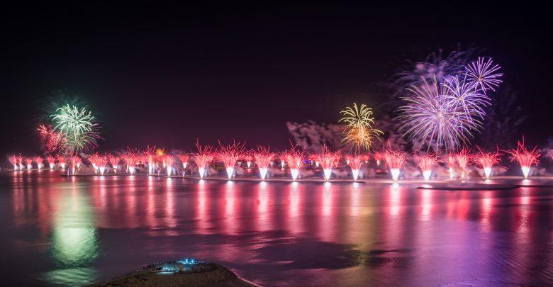 سهرة رأس السنة الجديدة من منتجع وغولف هيلتون الحمرا