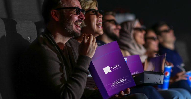 افتتاح مجمع ريل سينما ذا بوينت في نخلة جميرا