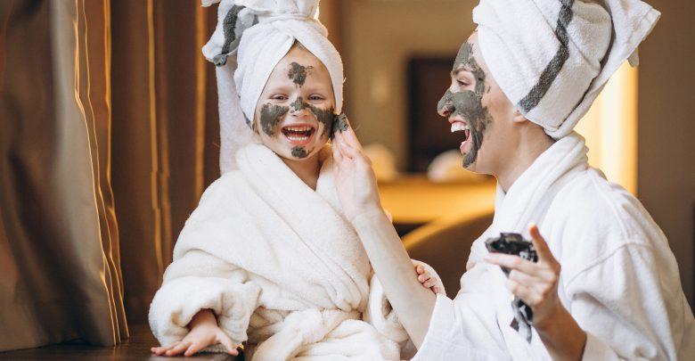 خدمات سبا الأطفال من فندق قصر الإمارات
