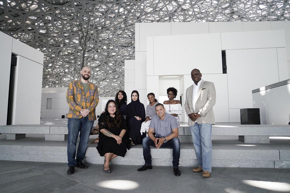 احتفالات الذكرى السنوية الأولى لمتحف اللوفر أبوظبي
