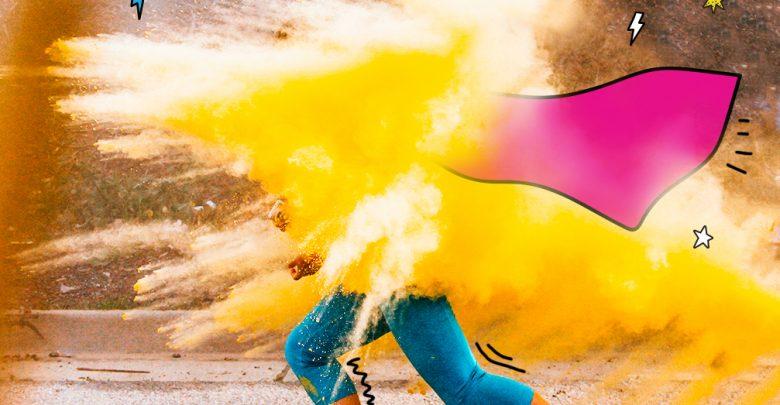 جولة البطل العالمية من سباق الألوان
