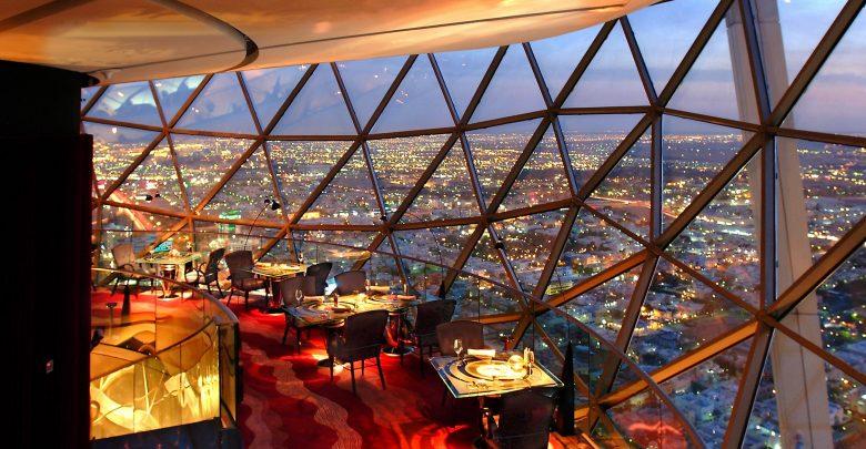 مطعم ذا غلوب في فندق الفيصلية