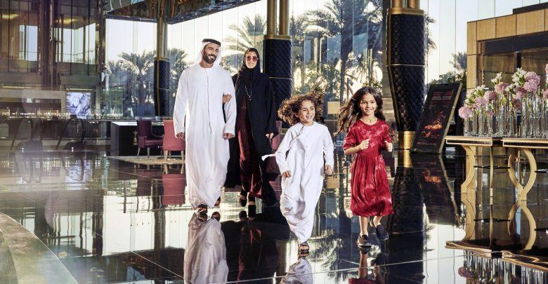 احتفالات اليوم الوطني الـ47 للإمارات في فندق الميدان