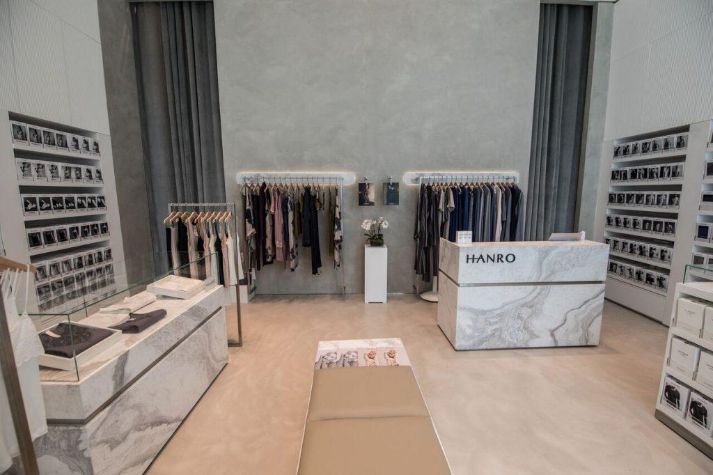 افتتاح أول متجر لعلامة هانرو في دبي