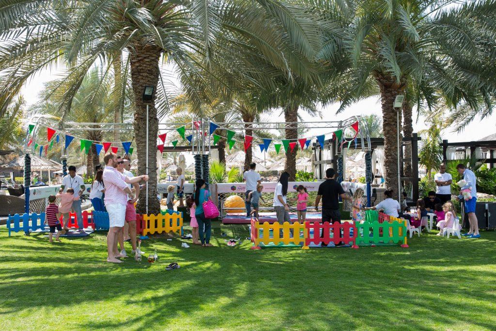 برانش بيك نك العائلي في ويستن دبي الميناء السياحي