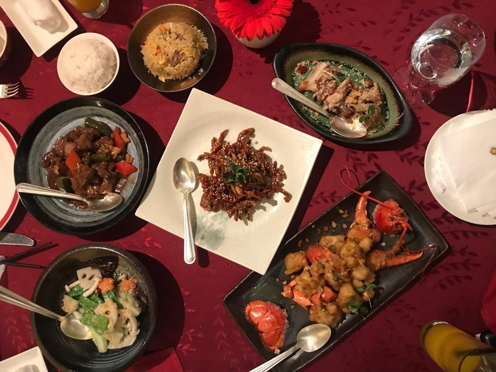 مطعم شانغ بالاس