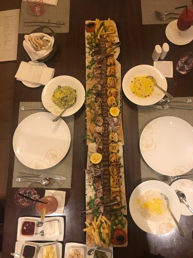 مطعم شايان الايراني