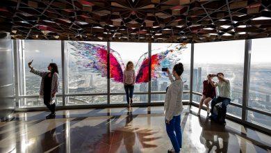 Photo of أجنحة كوليت ميلر في برج خليفة