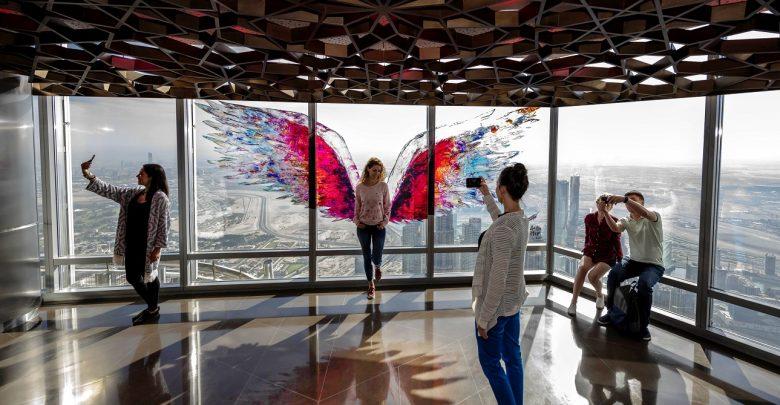 أجنحة كوليت ميلر في برج خليفة