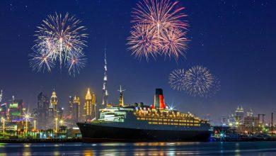 Photo of احتفالات رأس السنة في سفينة كوين إليزابيث 2