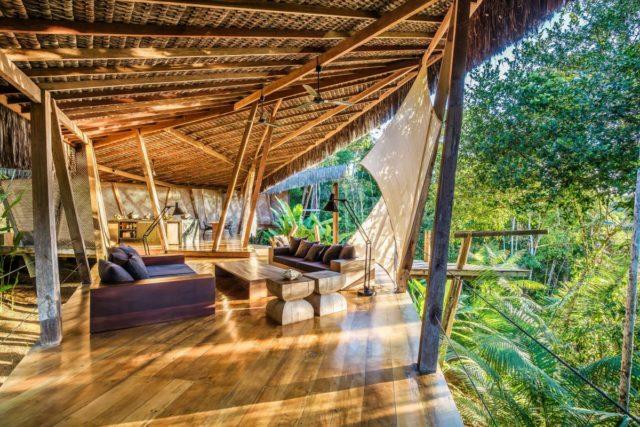 فيلا تريهاوس في البرازيلTreehouse villa in Brazil