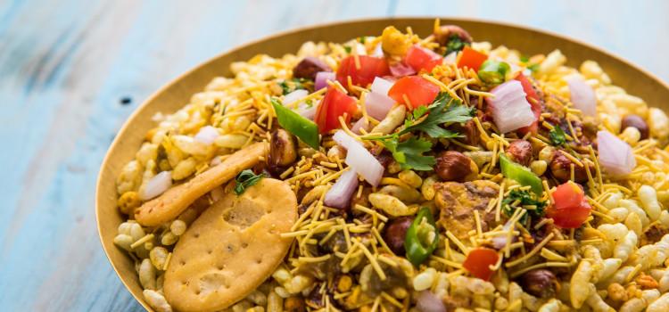 7 أطباق طعام الشارع الهندي في دبي مقابل 10 دراهم أو أقل