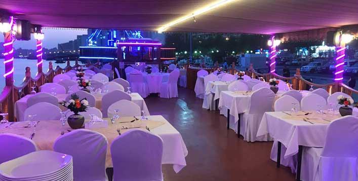 إحتفل بعيد الإتحاد ال47 في رحلة بحرية بخور دبي