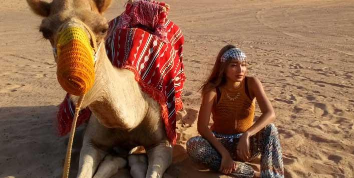 باقات سفاري صحراوي لليوم الوطني الإماراتي ال47