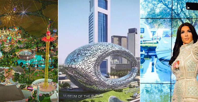 6 مناطق جذب جديدة في دبي ينتظرها الجميع