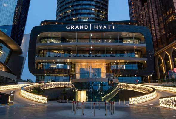 فندق وريزيدنس جراند حياة أبوظبيGrand Hyatt Abu Dhabi Hotel & Residences Emirates Pearl