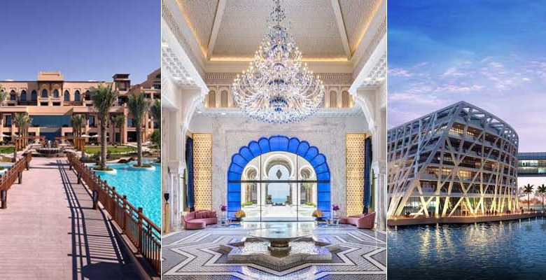 4 فنادق فاخرة جديدة تم افتتاحها في أبوظبي