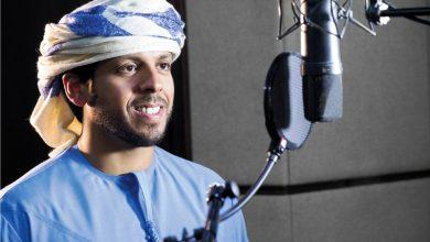 صورة حفل المغني حمد العامري في دبي خلال اليوم الوطني للإمارات