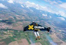 Photo of بالفيديو تعرف على قصة مغامرات الرجل النفاث في دبي