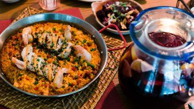 Photo of مهرجان الأطعمة الإسبانية في أزورا لاونج