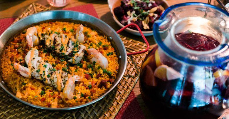 مهرجان الأطعمة الإسبانية في أزورا لاونج