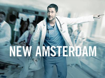 المسلسل الجديد New Amsterdam