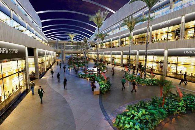 ديرة مول (قريبا)Deira Mall