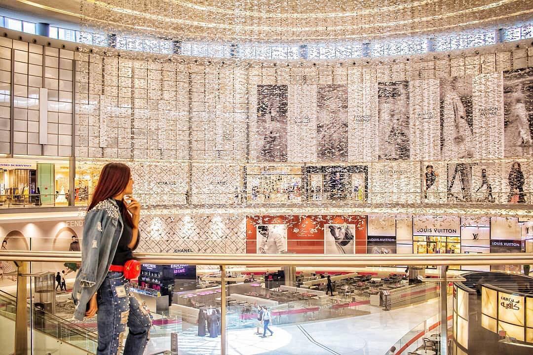 دبي مولThe Dubai Mall