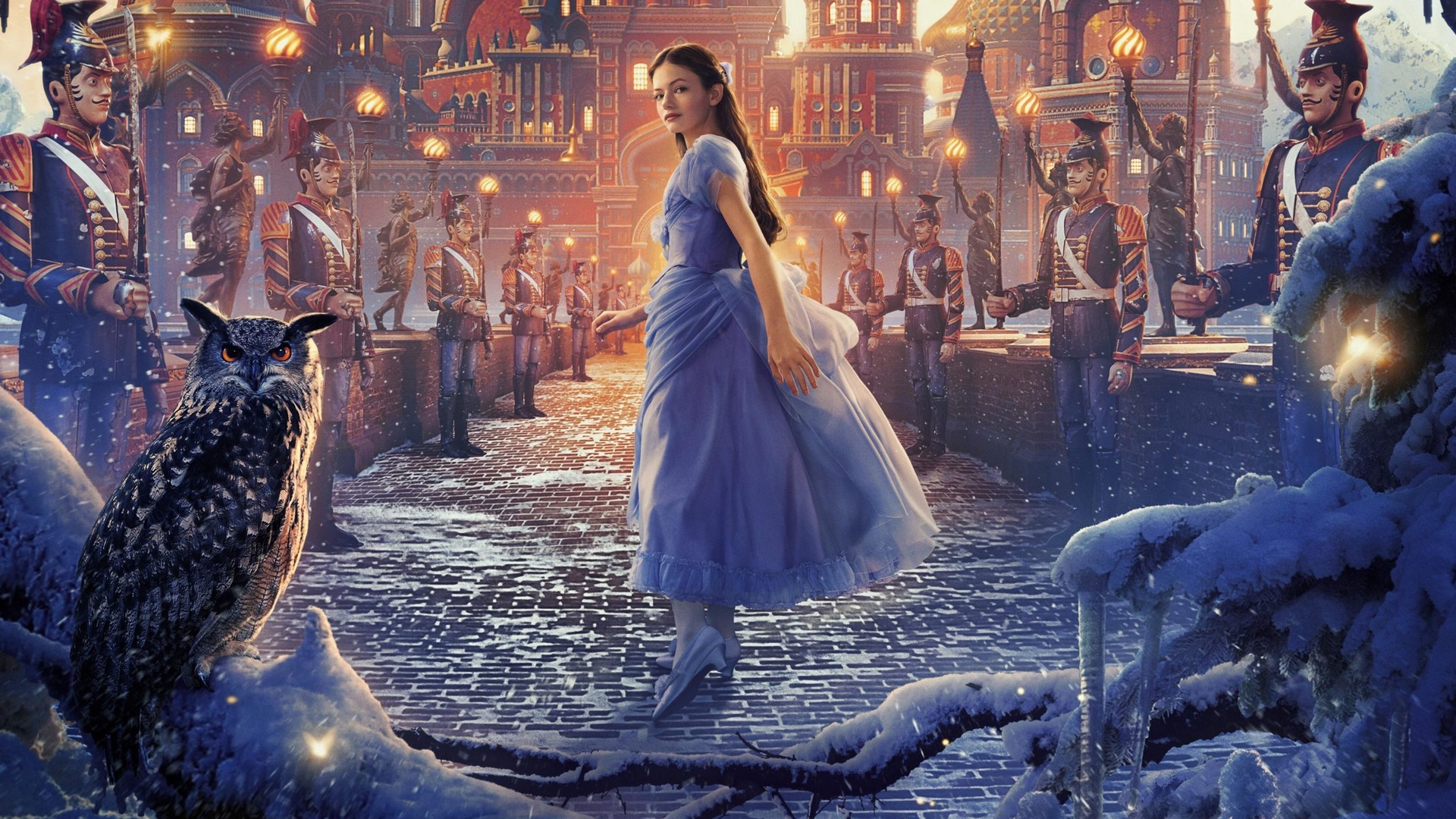 فيلم The Nutcracker And The Four Realms