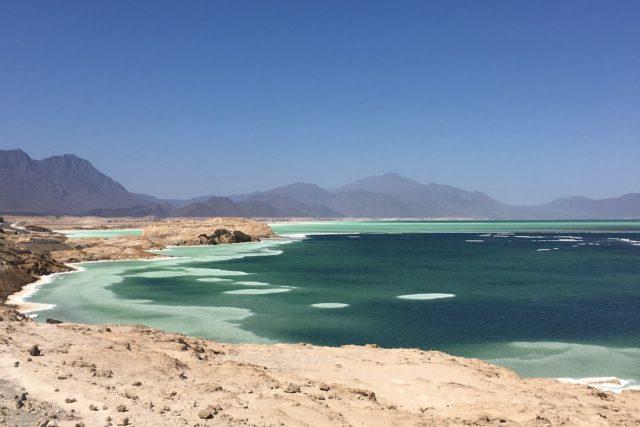 بحيرة عسل ، جيبوتي