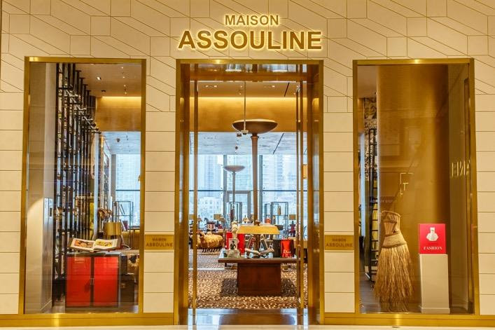 افتتاح أول متجر ثقافي لدار أسولين في دبي