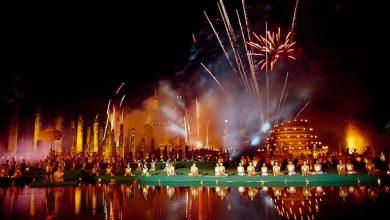 Photo of تعرف على احتفالات تايلاند خلال مهرجان اكتمال القمر