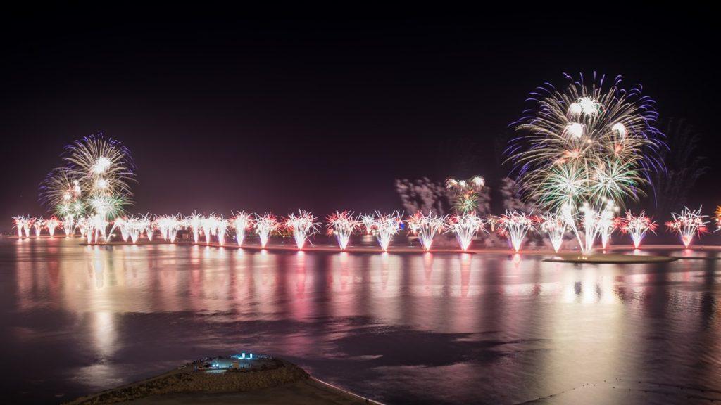 احتفالات دبل تري من هيلتون خلال موسم الأعياد ورأس السنة