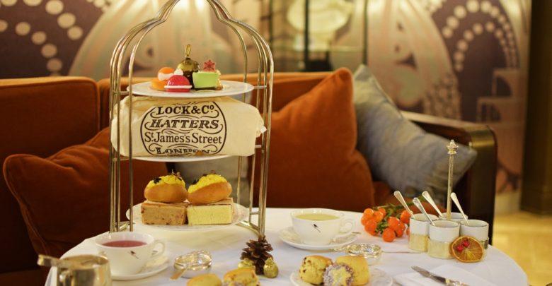 تجربة شاي ما بعد الظهيرة من شيراتون غراند لندن بارك لين