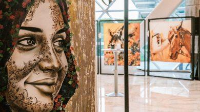 Photo of معرض أرت كومز آلايف في فندق أنداز كابيتال جيت أبوظبي