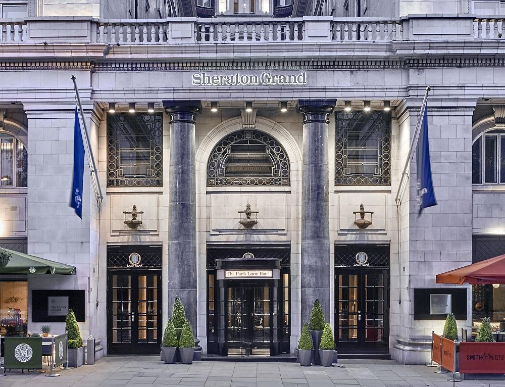 فندق شيراتون غراند لندن بارك لين