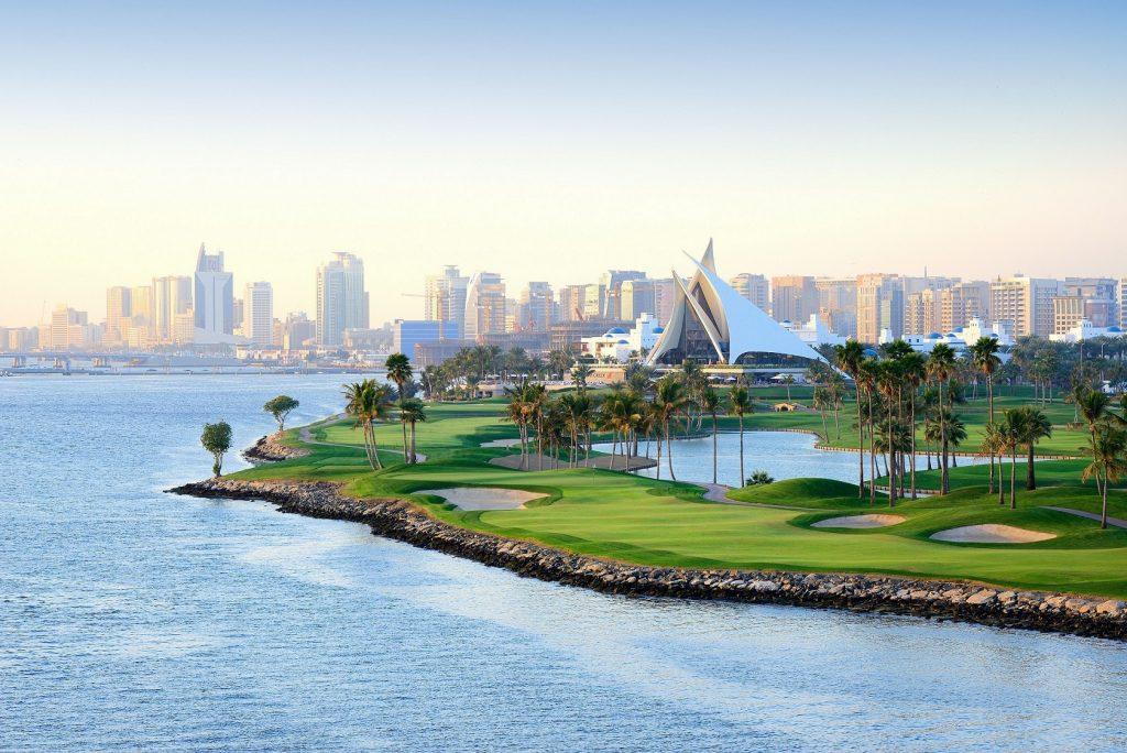 نادي خور دبي للجولف واليخوت