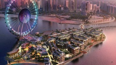 Photo of 10 معلومات ربما لم تكن تعرفها عن جزيرة بلو واترز دبي