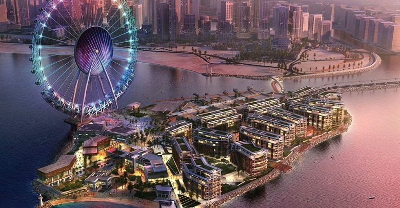 10 معلومات ربما لم تكن تعرفها عن جزيرة بلو واترز دبي