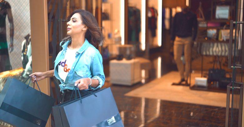 برنامج عيشوها جربوها خلال مهرجان دبي للتسوق