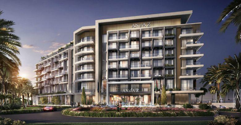 افتتاح فندق أنداز دبي لا مير عام 2020