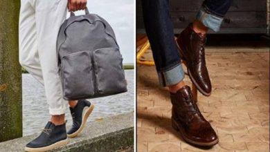 صورة مجموعة الأحذية والاكسسوارات من إيكو للرجال