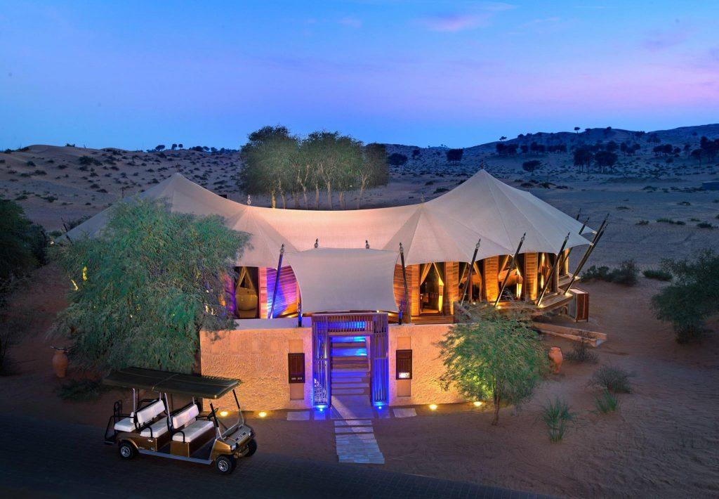 الريتز كارلتون رأس الخيمة صحراء الوادي